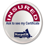 NarpsUK - Insured Dog Walker and Pet Sitter